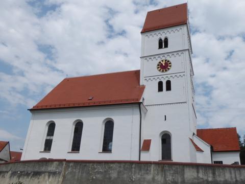 """Kirche """"St. Margaretha"""" Bliensbach"""