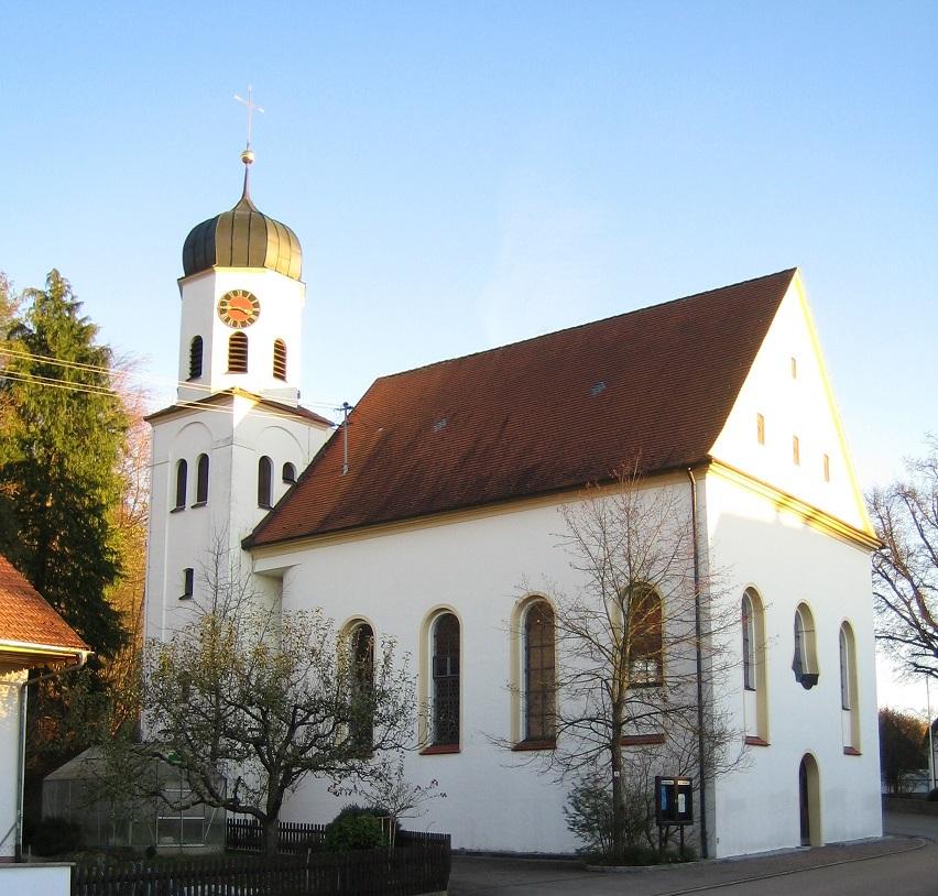 """Kirche """"St. Michael"""" Osterbuch"""