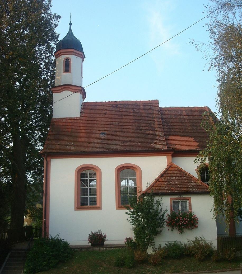 Ottilienkapelle Asbach
