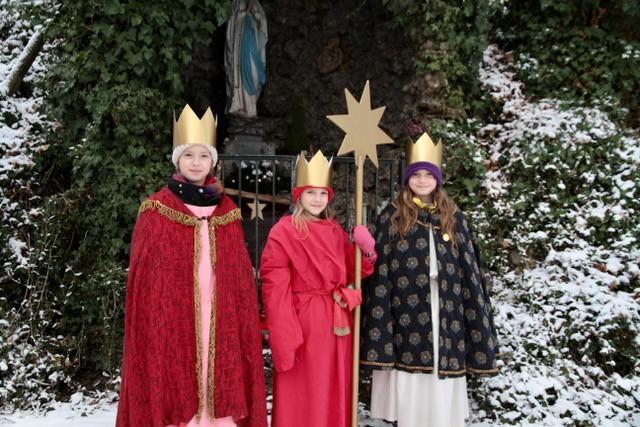 Erfolgreiche Sternsingeraktion 2021 in St. Michael Krumbach