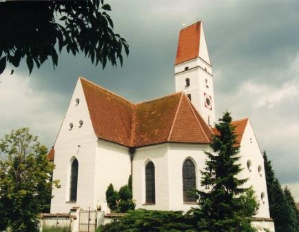 Filialkirche St. Laurentius und St. Stephanus in Paar