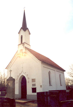 Friedhofkapelle in Kühbach