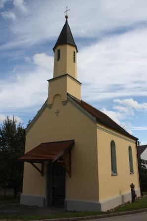 Kapelle, Oberschönbach