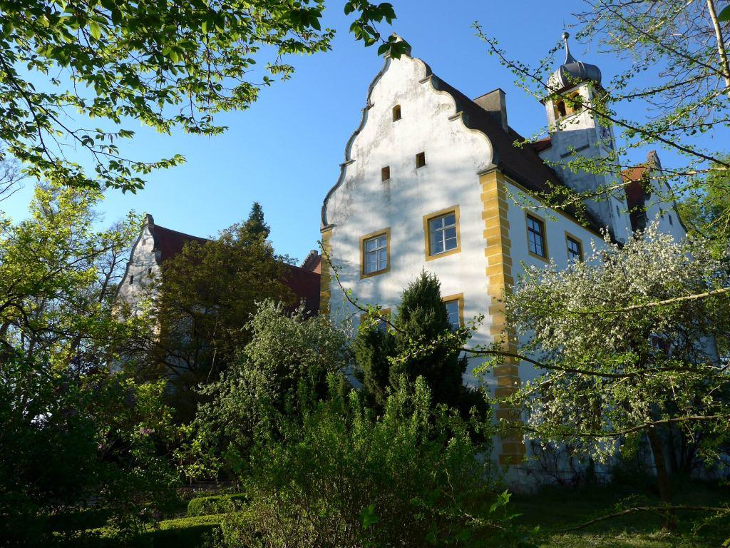 Schloss Haslangkreit / Foto: Michael Richter