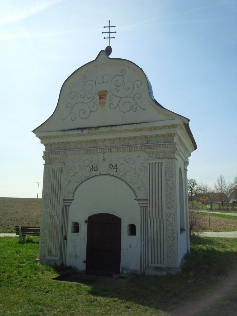 Weiherkapelle Haslangkreit Außenansicht / [Foto: Josef Golling]