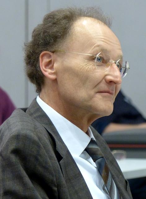 Stellte sich dem Diözesanrat vor: der neue bischöfliche Beauftragte Domdekan Dr. Wolfgang Hacker (Bild: Diözesanrat)