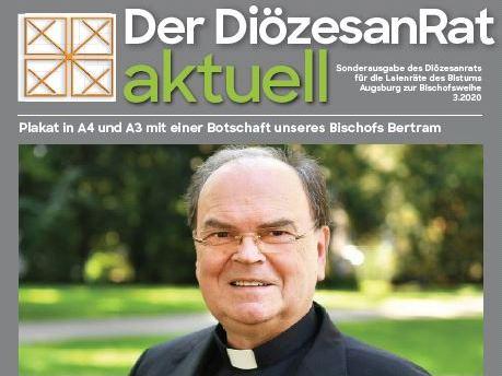 Unsere Publikation zur Bischofsweihe