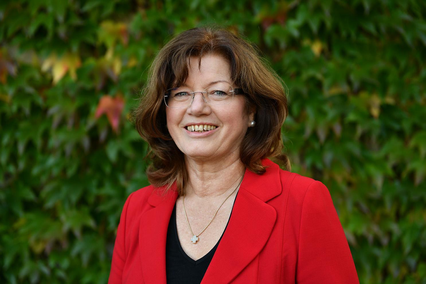 Hildegard Schütz, Vorsitzende des Diözesanrats (Foto: Daniel Jäckel / pba).