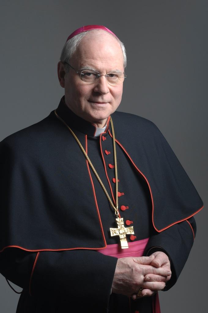 Bischof Dr. Konrad Zdarsa