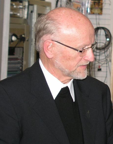 Nahm an der Tagung teil: Domkapitular Prälat Peter C. Manz, Direktor des Caritasverbandes der Diözese Augsburg