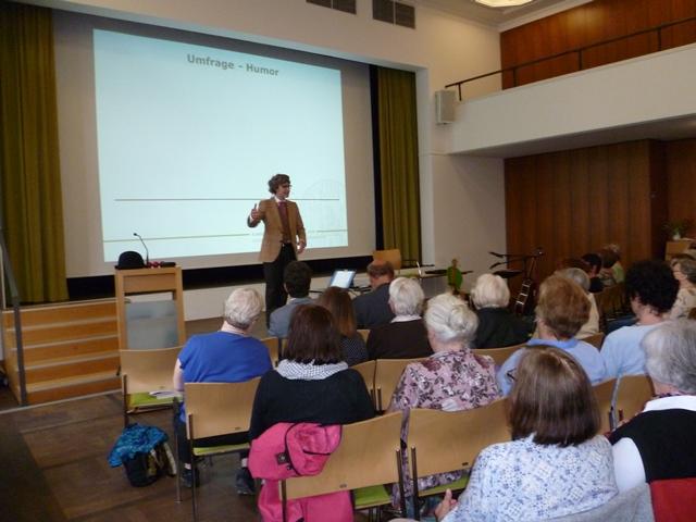 Bericht von der Veranstaltung zum Tag der Pflege mit Prof. Dr. Dr. Feddersen