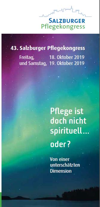 Pflegekongress in Salzburg