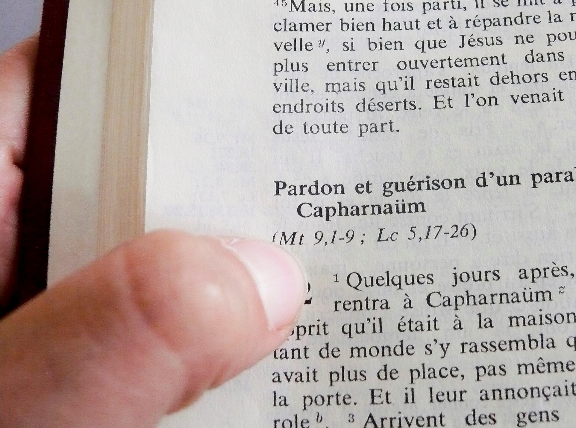 Bibelteilen für Männer